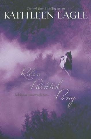 book cover of Ride a Painted Pony