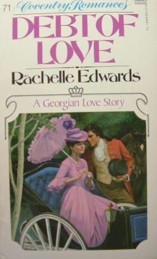 book cover of Debt of Love