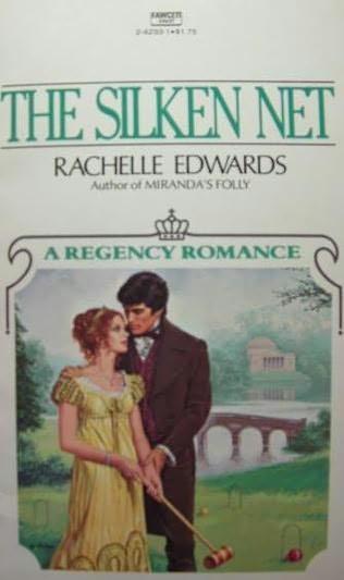 book cover of The Silken Net