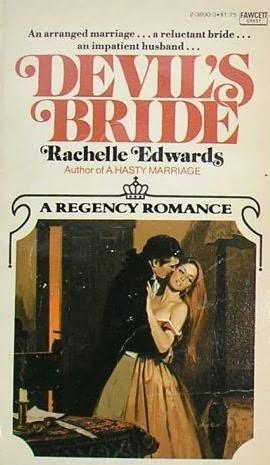 book cover of The Devil\'s Bride