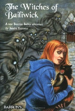 book cover of The Witches of Bailiwick