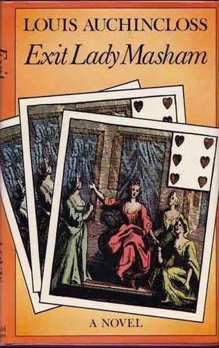 book cover of Exit Lady Masham