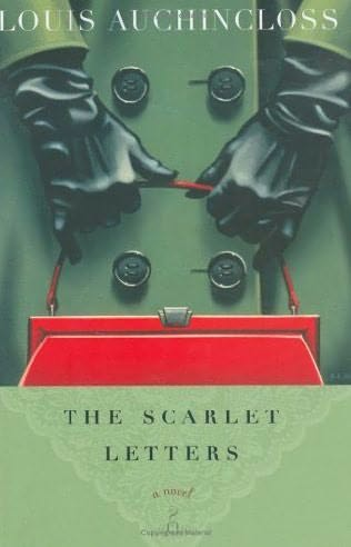 book cover of The Scarlet Letters