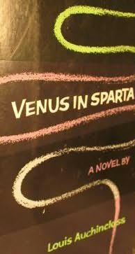 book cover of Venus in Sparta