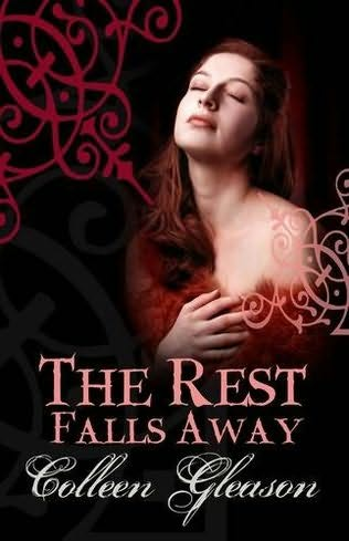 book cover of The Rest Falls Away