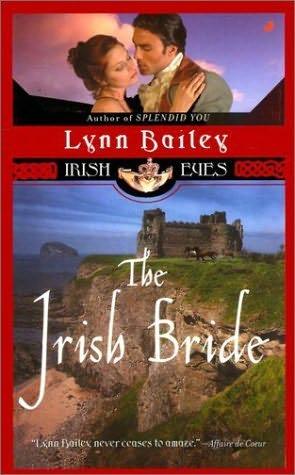book cover of The Irish Bride