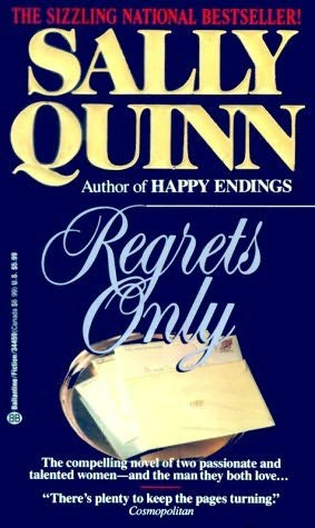 book cover of Regrets Only