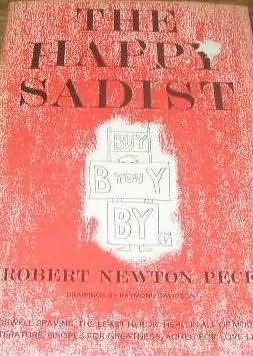 book cover of The Happy Sadist