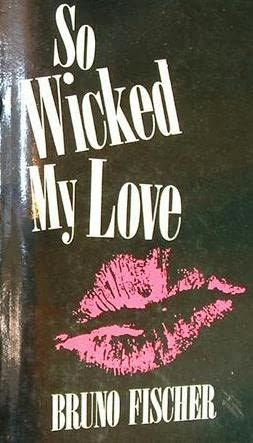 book cover of So Wicked My Love