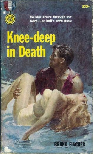 book cover of Knee-deep in Death
