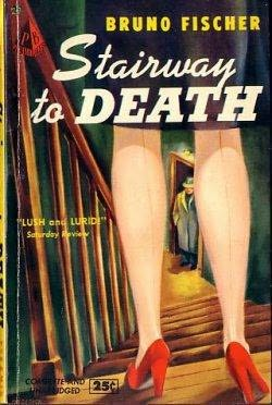 book cover of Stairway to Death