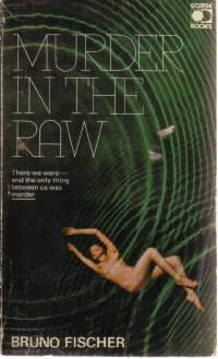 book cover of Murder in the Raw