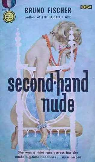 book cover of Second-Hand Nude
