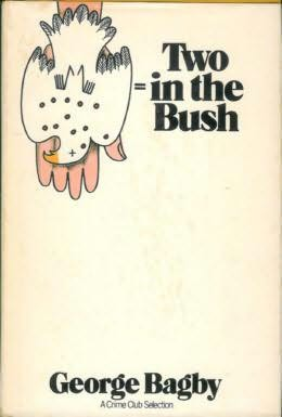 book cover of Two in the Bush