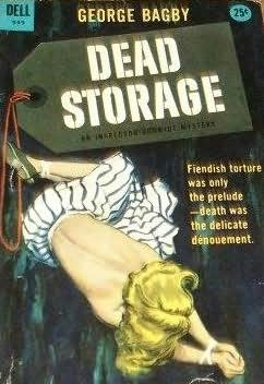 book cover of Dead Storage