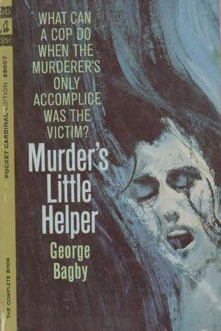 book cover of Murder\'s Little Helper