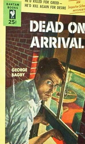 book cover of Dead on Arrival