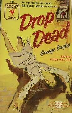book cover of Drop Dead