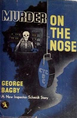 book cover of Murder On the Nose