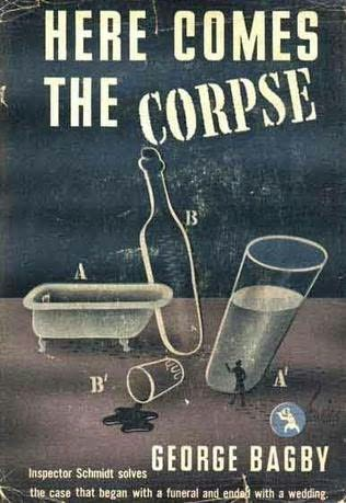 book cover of Here Comes the Corpse