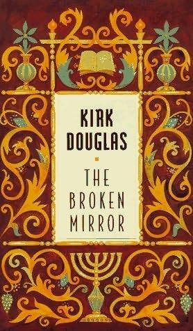 book cover of The Broken Mirror