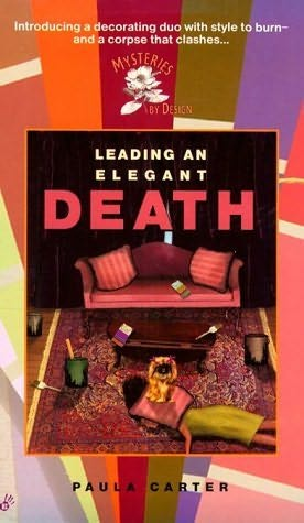 book cover of Leading an Elegant Death