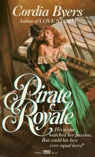 book cover of Pirate Royale