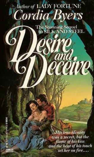 book cover of Desire and Deceive