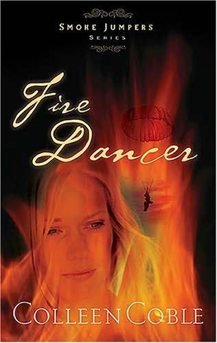 book cover of Fire Dancer