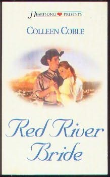 book cover of Red River Bride