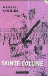 book cover of Sainte Colline