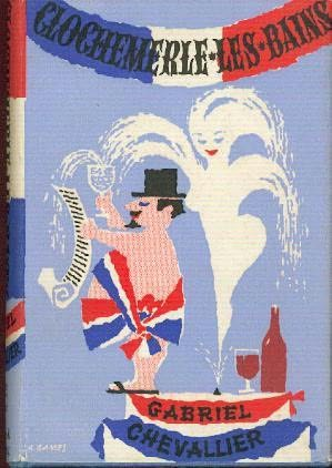book cover of Clochemerle Les Bains