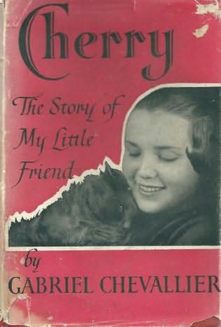 book cover of Cherry