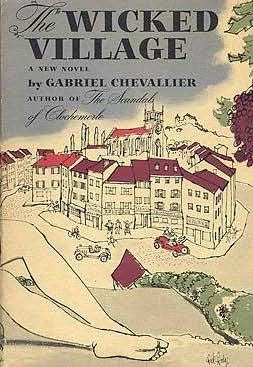 book cover of The Wicked Village
