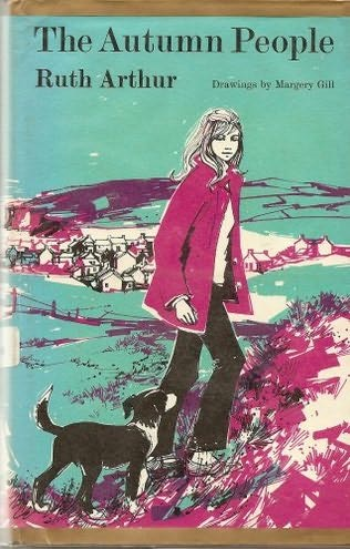 book cover of The Autumn People