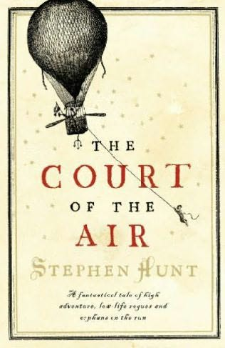 book cover of   The Court of the Air