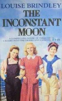 book cover of The Inconstant Moon