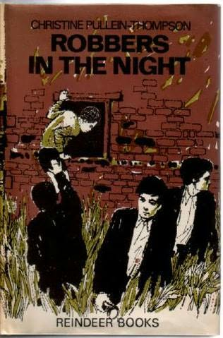 book cover of Robbers in the Night