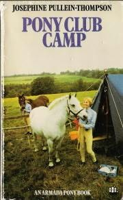 book cover of Pony Club Camp