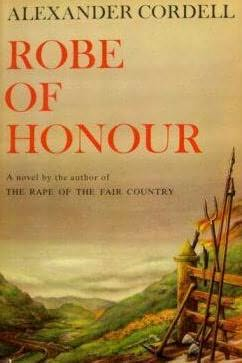 book cover of Robe of Honour