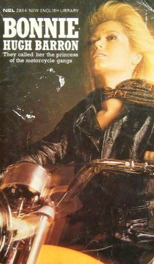 book cover of Bonnie