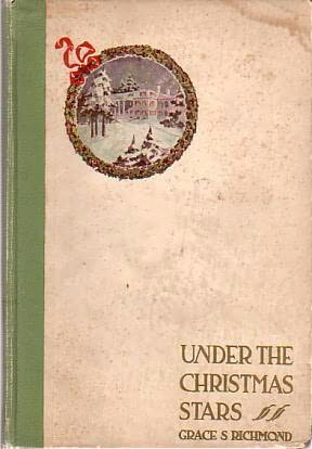book cover of Under the Christmas stars