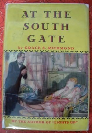 book cover of At the South Gate