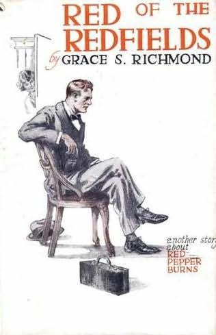 book cover of Red of the Redfields