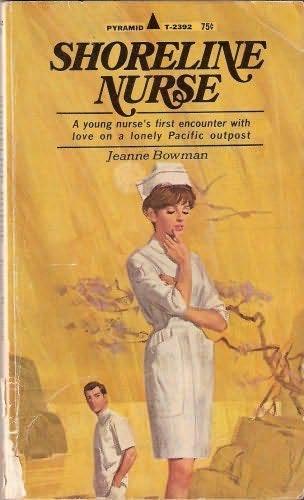 book cover of Shoreline Nurse