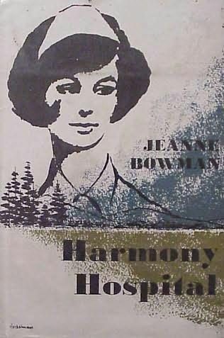 book cover of Harmony Hospital