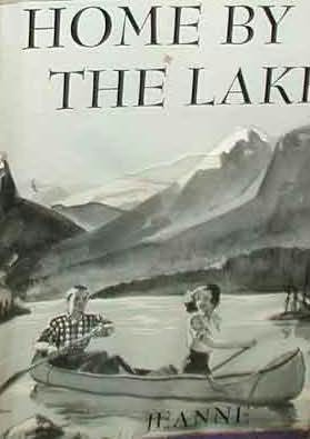 book cover of Home By the Lake