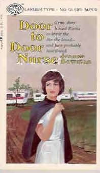 book cover of Door to Door Nurse