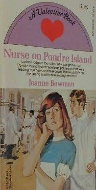 book cover of Nurse on Pondre Island