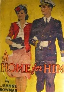 book cover of A Home For Him